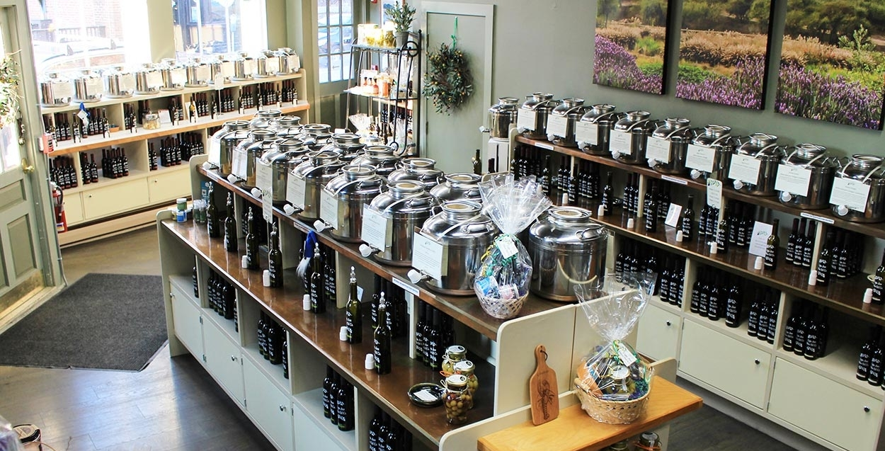 Welcome to Cape Ann Olive Oil Co.
